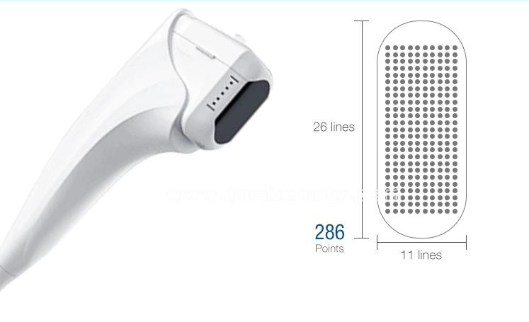 Portable 10000 shots 11 lines 3D Hifu beauty Device