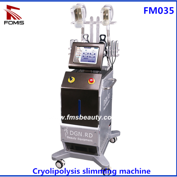 Max cryolipolysis fat freeze cryo cooling slimming machine