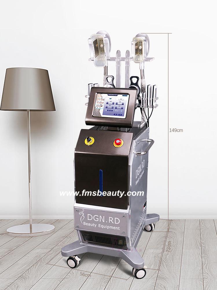 Max cryolipolysis fat freeze cryo cooling slimming machine
