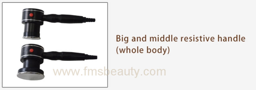 Best sale skin lifting RET RF fast Body Slimming machine