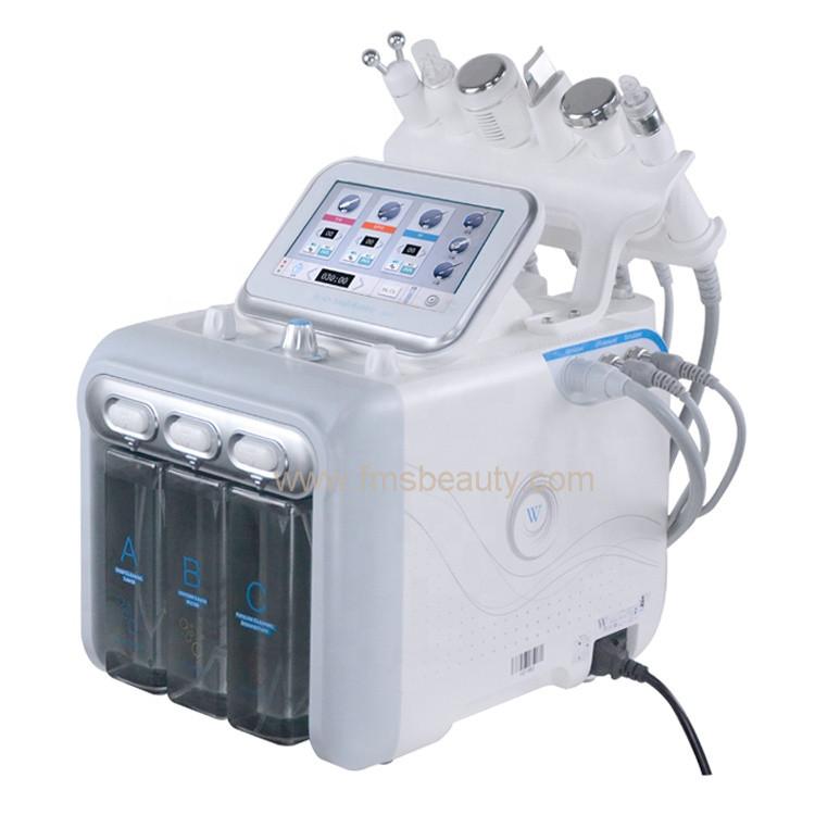 6 in 1 New H2O2 Hydro dermabrasion Aqua Peel Facial Machine