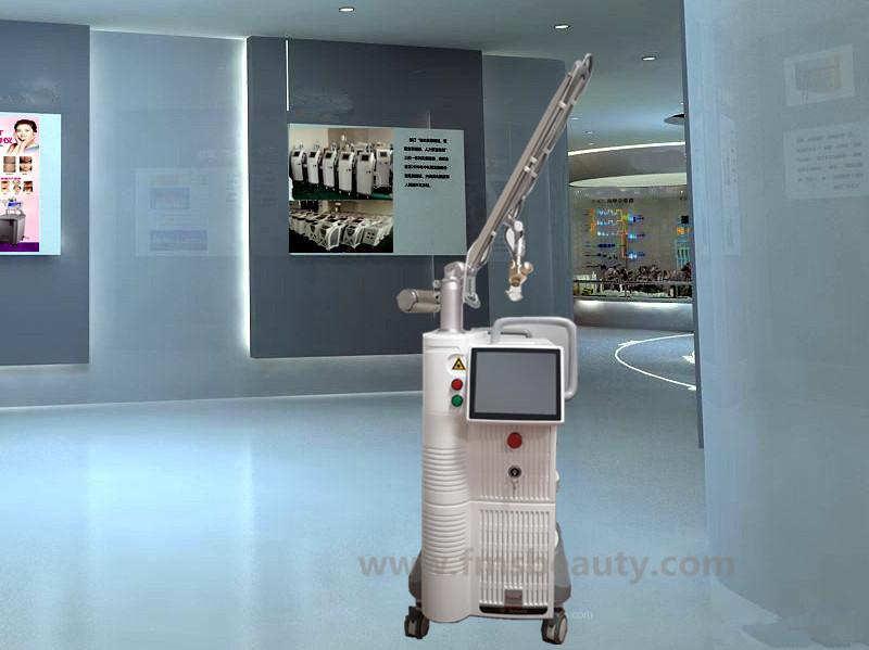 Newest Fractional co2 laser vaginal tigthen Skin Rejuvenation Beauty Machine