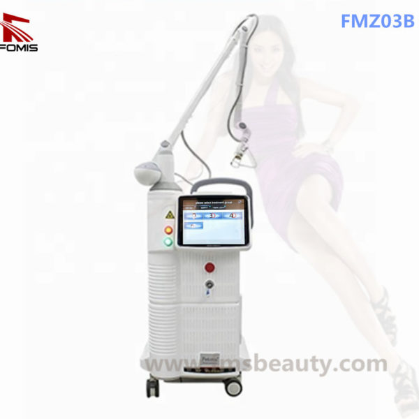Newest Fractional co2 laser vaginal tigthen Skin Rejuvenation Beauty Machine